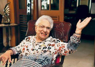 Senado aprueba resolución para otorgar un reconocimiento a María Cristina Camilo