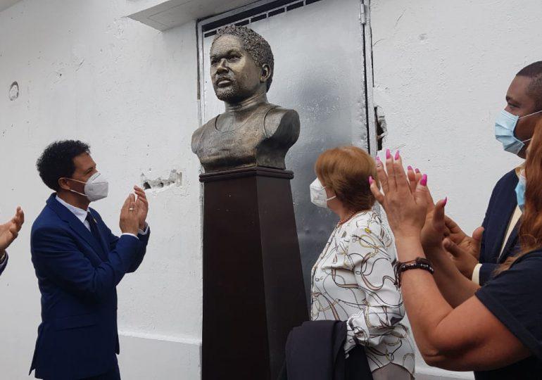 Video | Ministerio de Cultura inaugura bulevar en honor al músico y compositor Luis Días