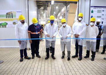 Inauguran expansión de planta de empresa privada con una inversión de más de US$30 millones