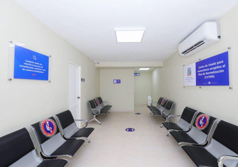 MIREX informa apertura de centro de visado para venezolanos acogidos al plan de normalización
