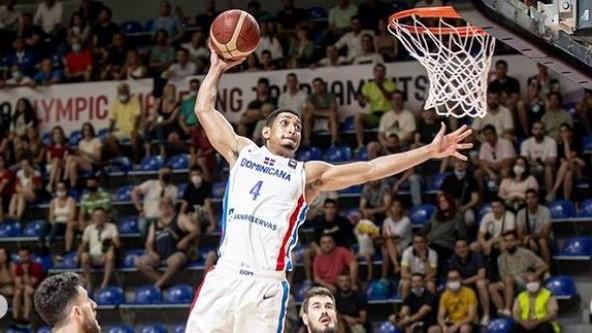 Selección Nacional de Baloncesto RD cae ante Serbia
