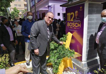 VIDEO | PLD conmemora 112 aniversario de Juan Bosch
