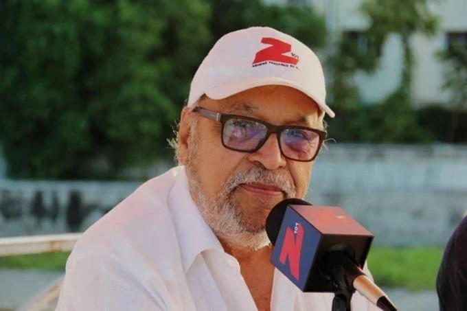 Mejora estado de salud del locutor Willie Rodríguez