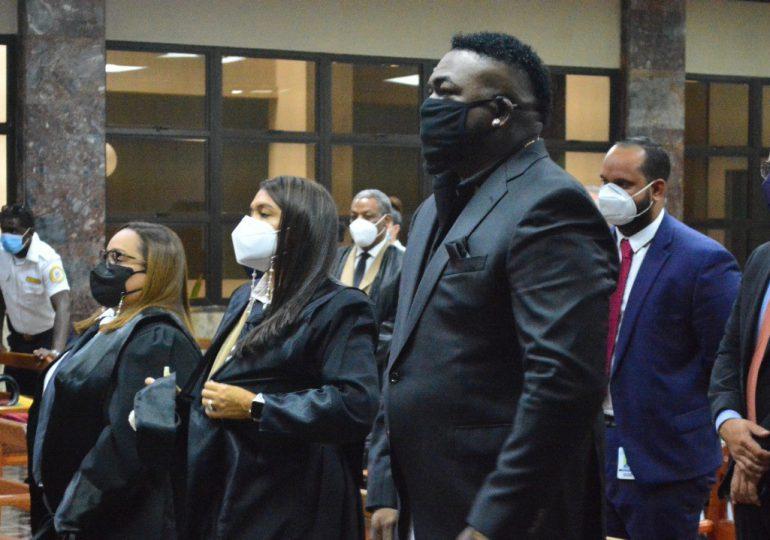 Corte da plazo de 20 días al MP para presentar acusación contra David Ortiz