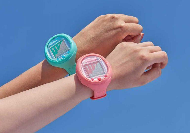 El tamagotchi vuelve en forma de reloj inteligente