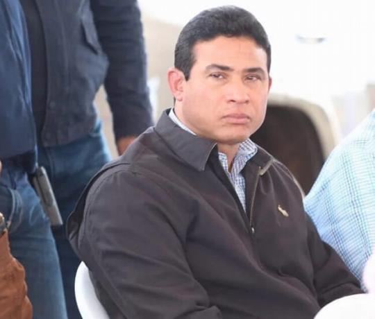 """Desde la cárcel, Adán Cáceres denuncia lo tratan """"como un criminal de alta peligrosidad"""""""