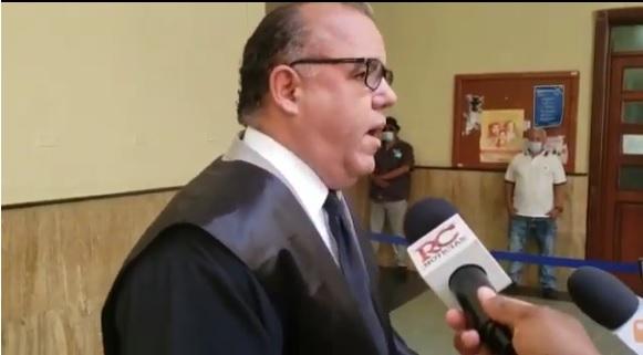 VIDEO | Abogado de Luis Maisichell Dicent dice expresentadora de la Lotería miente