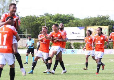 Cibao FC golea 0-4 a Moca en su casa y sigue invencible en 12 salidas