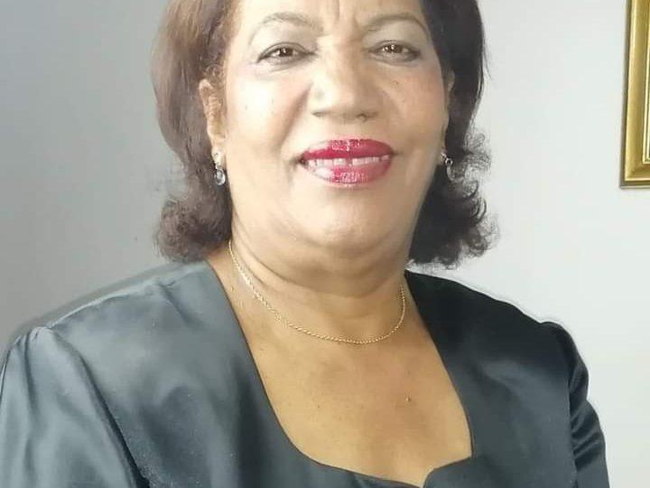 Convocan a cadena de oración por la salud de Mercedes Castillo, presidenta del CDP