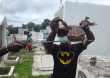 Hallan sapo de 6 libras en cementerio de La Romana