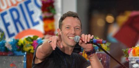 Coldplay ofrece concierto en el inicio no oficial del verano  en la ciudad de Nueva York