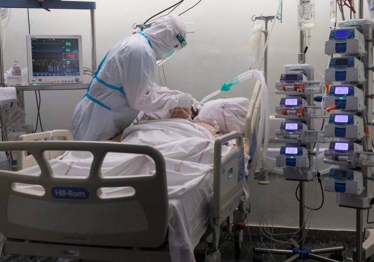Coronavirus RD   Reportan 882 nuevos casos, ocho muertes y 65% ocupación camas UCI