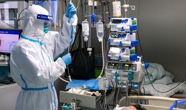 Coronavirus RD | MSP reporta nueve decesos, 914 nuevos casos y 73% de ocupación camas UCI