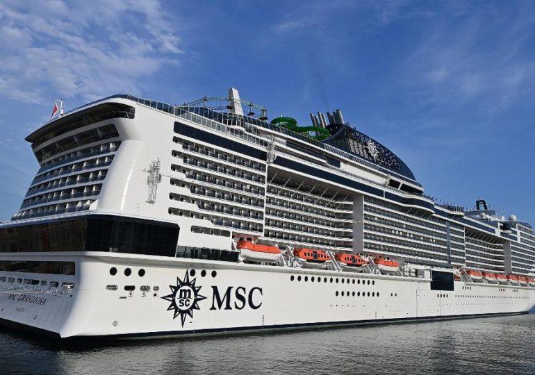 Los cruceros vuelven a Venecia tras 17 meses