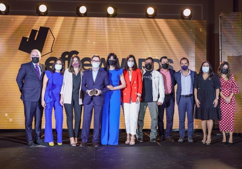 Newlink, firma de comunicación y relaciones públicas, gana premios Effie de RD en su segunda edición