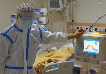 Coronavirus RD | MSP reporta 1,129 nuevos casos, cinco muertes y 72% de ocupación camas UCI