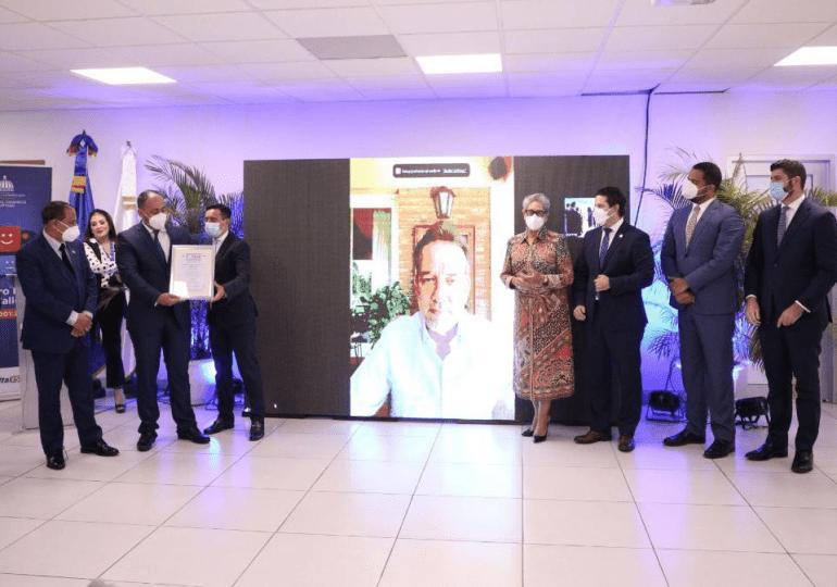 Ministerio de Industria y Comercio recibe certificación ISO 9001: 2015