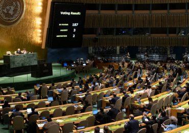 El mundo rechaza en ONU bloqueo de EEUU contra Cuba