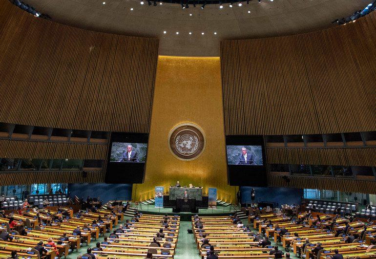 República Dominicana presenta avances contra la corrupción en asamblea general de la ONU