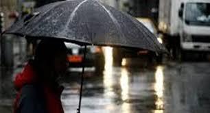 Meteorología prevé aguaceros y tronadas para este viernes