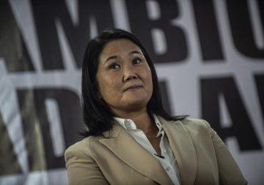 """Fujimori insiste en que hubo """"fraude"""" en comicios en Perú"""