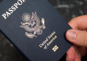 Estadounidenses pueden regresar a EE.UU. con pasaportes vencidos