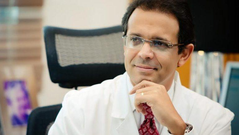 """Doctor Ureña tras tercera vacuna: """"RD no es un laboratorio"""""""
