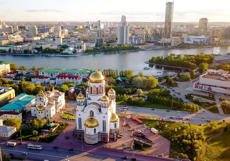 La Junta de Aviación Civil autoriza vuelos desde la ciudad rusa de Ekaterimburgo