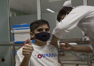 Inicia en La Habana vacunación a primeros voluntarios del ensayo clínico en niños