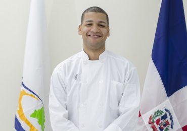 Joven talento de la gastronomía dominicana inicia especialización en  escuela culinaria española