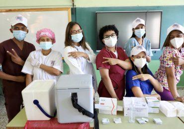 Más de tres millones de dominicanos han sido vacunados con dos dosis, dice Raquel Peña