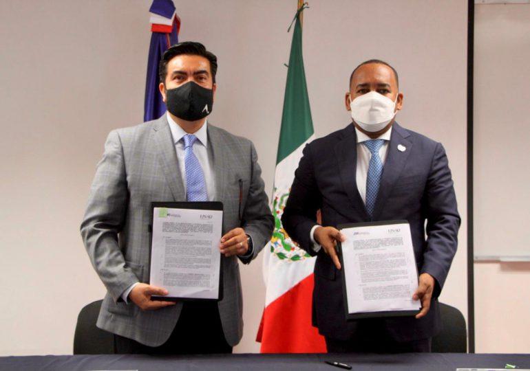 Anuncian capacitación de técnicos en universidad de México para operar aeropuerto pedernales