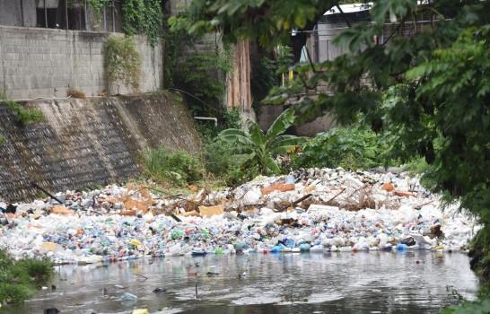 Alcaldía DN pide la colaboración de la ciudadanía en el manejo de desechos por vaguada
