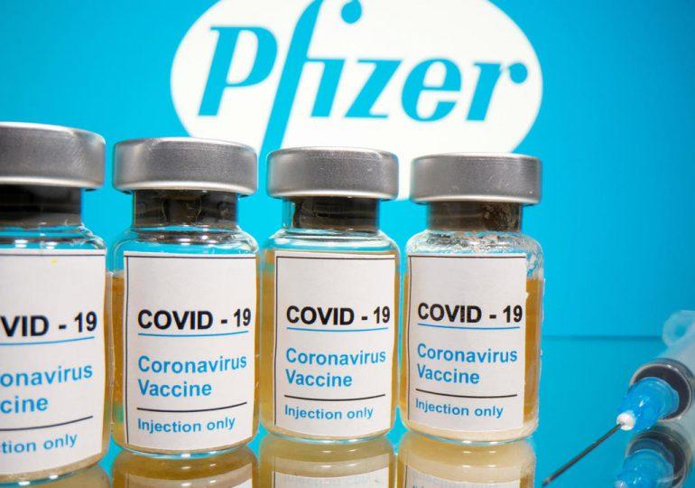 Hoy llegan 228,150 dosis de la vacuna Pfizer desde EEUU