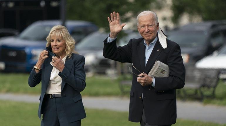 Biden llega a Europa con la promesa de millones de vacunas para el mundo