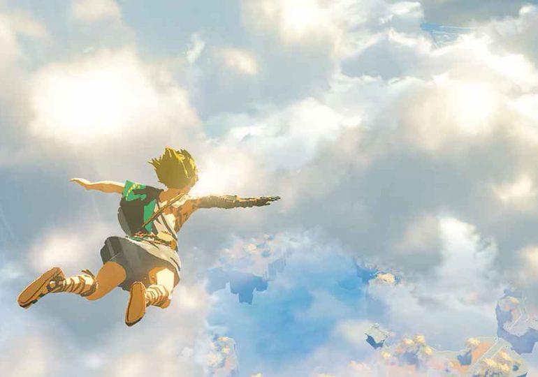 Nintendo muestra imágenes del próximo Zelda en la E3