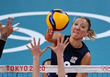 Argentina y China empiezan perdiendo en el inicio del voleibol femenino en Tokio-2020