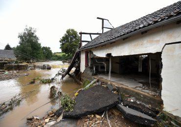 Las inundaciones mortales sacuden la campaña electoral en Alemania