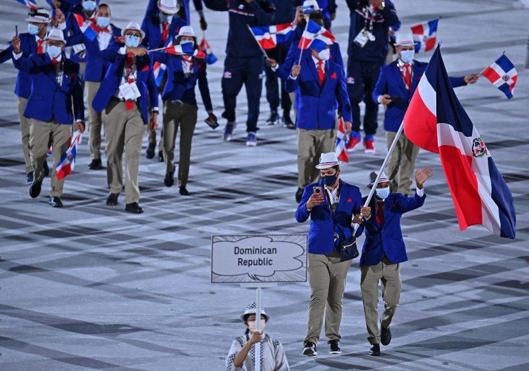 RD desfila en Tokio 2020, es su décima quinta participación en JJOO