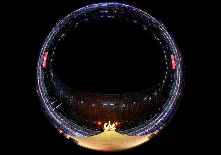 """""""Imagine"""", el mensaje para olvidar las sillas vacías en la ceremonia inaugural de Tokio 2020"""