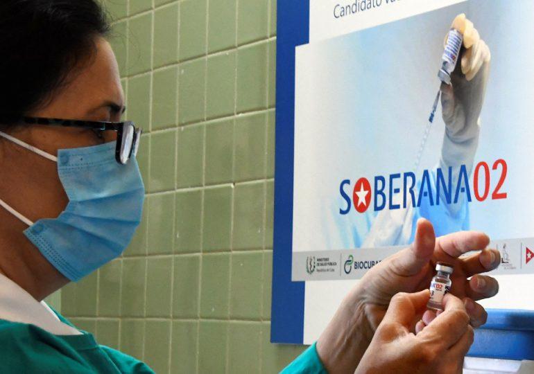 Soberana 2, candidato a vacuna anticovid de Cuba, alcanza 91,2% de eficacia