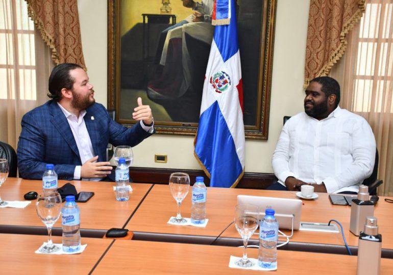 Ministerio de la Presidencia y diputado Orlando Jorge promoverán legislaciones para la Agenda Digital 2030