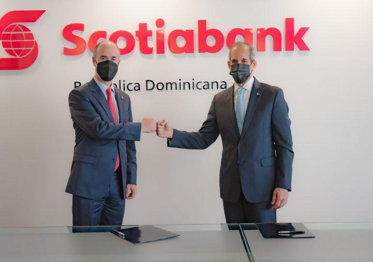 AES Dominicana y Scotiabank suscriben acuerdo de préstamo verde por US$36 millones para proyecto de energía solar