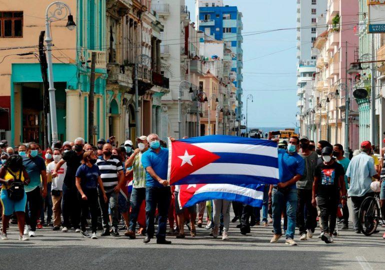 La Iglesia católica cubana pidió no llamar a la confrontación y defendió el derecho del pueblo a protestar
