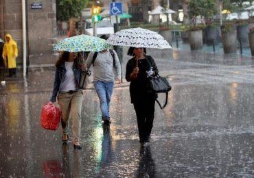 Meteorología pronostica temperaturas calurosas y aguaceros locales en el país