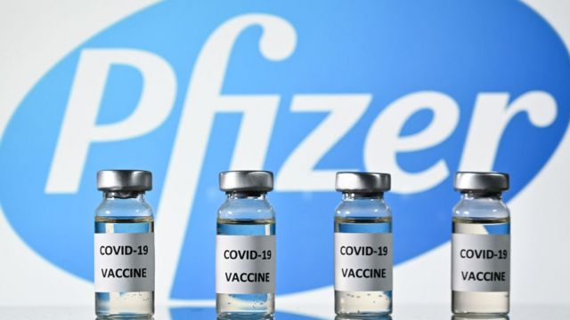 Pfizer-BioNTech anuncia que pedirá autorización para tercera dosis de vacuna