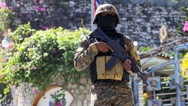 Guardias de seguridad del presidente haitiano declararán ante la fiscalía