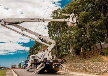 Servicio eléctrico será interrumpido por mantenimiento  este fin de semana en varias provincias