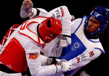El taekwondista Rafael Alba Castillo gana primera medalla de Cuba, un bronce