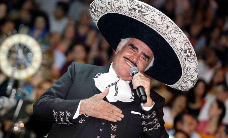 Vicente Fernández sale del hospital este viernes